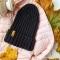 Купить Шапочка тыковка, Шапки, Головные уборы, Аксессуары ручной работы. Мастер Мария Анферова (an65r) . мериносовая шерсть