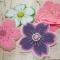 Купить нежная роза из фетра и кружева, Аксессуары ручной работы. Мастер Юлия П (doggy82) . брошь в форме цветка