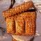 Купить Кухонный короб (тройной), Корзины, коробы, Для дома и интерьера ручной работы. Мастер Надежда Федорова (lisichka) . берестяной короб