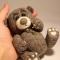 Купить Михасик, Мишки, Зверята, Куклы и игрушки ручной работы. Мастер   (Katerinka) . валяный медведь