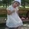 Купить Платье Воздушное, Платья, Одежда для девочек, Работы для детей ручной работы. Мастер   (Olga300476) . ажурное платье