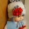 Купить шапочка, Шарфы, шарфики и снуды, Аксессуары ручной работы. Мастер mari ilina (mariya) . детская шапочка