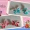 Купить Зажимы бабочки и стрекозки, Заколки, Детская бижутерия, Работы для детей ручной работы. Мастер Елена Колесова (elenko) .