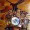 Купить Часы настенные красного дерева, Настенные, Часы для дома, Для дома и интерьера ручной работы. Мастер Ярослав Непомнящий (Yaroslav) . красное дерево