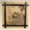 Купить Часы настенные Гейша в японском саду, Настенные, Часы для дома, Для дома и интерьера ручной работы. Мастер Светлана Тавлесан (Tavlesan) . часы настенные