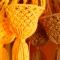 Купить Кашпо подвесное макраме, Для дома и интерьера ручной работы. Мастер Татьяна Антуфьева (Tatianade) . кашпо цветы подарки