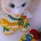 Купить Кукла вязаная, Вязаные, Человечки, Куклы и игрушки ручной работы. Мастер Светлана Крючкова (svetlanasv) . вязаная