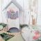 Купить Чайный домик Окно в Париж и панно-подставка под чашечку чая, Кухонная утварь, Кухня, Для дома и интерьера ручной работы. Мастер Ольга Ануфриева (cat29) .