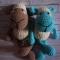 Купить Барашек, Другие животные, Зверята, Куклы и игрушки ручной работы. Мастер Лиля Хабибуллина (listada) . вязанная игрушка