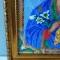 Купить Икона Богородицы Неувядаемый Цвет, Иконы, Картины и панно ручной работы. Мастер Дарья Пономарева (ponomareva) .