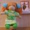 Купить Вальдорфская кукла Машенька, Вальдорфская игрушка, Куклы и игрушки ручной работы. Мастер Ирина Егорова (Cassiopeia75) . натуральные материалы