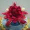 Купить Торт 2х ярусный, Сувениры и подарки ручной работы. Мастер Светлана Глазунова (kler24) . конфетный торт