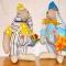 Купить Заяц-толстячок, Куклы Тильды, Куклы и игрушки ручной работы. Мастер Элла Романцова (Rom-Ella) . кукла