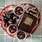 Купить Шоколад подарочный натуральный, Кулинарные сувениры, Сувениры и подарки ручной работы. Мастер Ольга  (milnichka) . какао тёртое