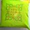 Купить Декоративная подушка, Подушки, Текстиль, ковры, Для дома и интерьера ручной работы. Мастер Ирина Емкужева (Strazomania) . автомобильная подушка