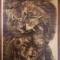 Купить Картина выжженная, Животные, Картины и панно ручной работы. Мастер Александр Изварин (Dobrynya) . выжигание