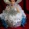 Купить Кукла-шкатулка, Куклы и игрушки ручной работы. Мастер Юлия Трошина (Angelok) .