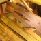 Купить скамейка, Садовая мебель, Экстерьер и дача, Для дома и интерьера ручной работы. Мастер Николай Кривов (nkr2008) .