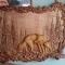 Купить Картина резная Лисы , Животные, Картины и панно ручной работы. Мастер Анна Лебедева (Lebedeva42) . дерево карельская береза