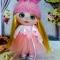 Купить Текстильная интерьерная кукла, Текстильные, Коллекционные куклы, Куклы и игрушки ручной работы. Мастер Елена Ковалева (ElenaBY) . интерьерная кукла