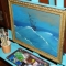 Купить Шторм, Картины и панно ручной работы. Мастер Александр Костенко (kostenko67) . картина масло