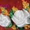 Купить Сумка Белые розы, Вышитые, Повседневные, Женские сумки, Сумки и аксессуары ручной работы. Мастер Инна Саченок (InnaSa) .