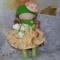 Купить Кукла для интерьера, Куклы Тильды, Куклы и игрушки ручной работы. Мастер Эльвира Лобачева (Elvira79) . кукла интерьерная