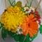 Купить Корзина цветов, Смешанная техника, Интерьерные композиции, Цветы и флористика ручной работы. Мастер Мария Коровина (MariKa) . купить подарок женщине