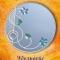 Купить Витражное зеркало Эдельвейс, Средние, Зеркала, Для дома и интерьера ручной работы. Мастер Александр  (zerkalo) . зеркало настенное