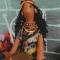 Купить Тильда Зулу, Куклы Тильды, Куклы и игрушки ручной работы. Мастер Елена Беликова (Belka-Lenka) . тильда органайзер