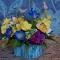 Купить Нежное обояние, Цветы и флористика ручной работы. Мастер Анна Пономарева (ANNADEKOR) . декор дома