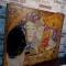 Купить Панно 70х50 деревянное Климт , Репродукции, Картины и панно ручной работы. Мастер Генералова Ольга (Panno-Rama) . климт