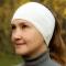 Купить повязка на голову белая, Повязки, Головные уборы, Аксессуары ручной работы. Мастер Майя Ромашева (laune) . шапка женская