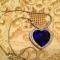 Купить Кулон Сердце Океана Титаник, Металлические, Кулоны, подвески, Украшения ручной работы. Мастер Анна  (Annama) . сердце