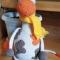 Купить Вязаный жираф, Другие животные, Зверята, Куклы и игрушки ручной работы. Мастер Ольга Ершова (olka25) . вязаная игрушка