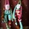 Купить Зайцы - выбегайцы, Зайцы, Зверята, Куклы и игрушки ручной работы. Мастер   (NaMi) .