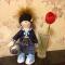 Купить Тильда мальчик, Куклы Тильды, Куклы и игрушки ручной работы. Мастер Ольга Журавко (Olga1968) .