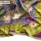 Купить Дизайнерский платок ЛОТОС, Платки, Шали, палантины, Аксессуары ручной работы. Мастер Ольга Аладьева (aladieva) .