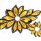 Купить Заколка-автомат Мини-макси, Текстильные, Заколки, Украшения ручной работы. Мастер Зоя Полунчаеа (zoechka19) .
