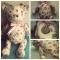 Купить Мишка тильда, Куклы Тильды, Куклы и игрушки ручной работы. Мастер Полина Беляева (PolinaFyrtad) . мишка ручной работы