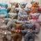 Купить Интерьерные Мишки Тильда, Куклы Тильды, Куклы и игрушки ручной работы. Мастер Юлия Кунаева (kunaevaJ) . атласная  лента