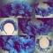 Купить Ободок  Bluebottles , Текстильные, Диадемы, обручи, Украшения ручной работы. Мастер Ирина Проп (DaviD) . ободок с цветами