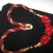 Купить Колье из красного камня, Поделочные камни, Камни и жемчуг, Колье, бусы, Украшения ручной работы. Мастер наталия шагинян (Yfnfkbz555) .