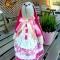 Купить ЗАЙКА В РОЗОВОМ, Куклы Тильды, Куклы и игрушки ручной работы. Мастер ЮЛИЯ ПЕРВУШИНА (YULIYAP) . зайка тильда
