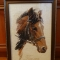Купить Вышитая картина Булат, Животные, Картины и панно ручной работы. Мастер Екатерина  (LimeLight) . лошадь