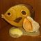 Купить Рыбка на память о море, Сувениры и подарки ручной работы. Мастер Сергей Андрющенко (Eraton) . фанера