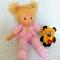 Купить Мамина дочка 31 см - кукла вальдорфская младенец, Вальдорфская игрушка, Куклы и игрушки ручной работы. Мастер Наталия Морозова (Natali) . в подарок девочке