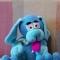 Купить Пес Бродяга, Амигуруми, Миниатюра, Куклы и игрушки ручной работы. Мастер Наталия Беленко (Nataamigu) .