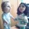 Купить  Портретная кукла, Текстильные, Коллекционные куклы, Куклы и игрушки ручной работы. Мастер Ольга Красницкая (krasoliadoll) . авторские подарки
