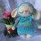 Купить Сплюшка Овечка, Другие животные, Зверята, Куклы и игрушки ручной работы. Мастер Равия Абдуллина (raviya) . овечка